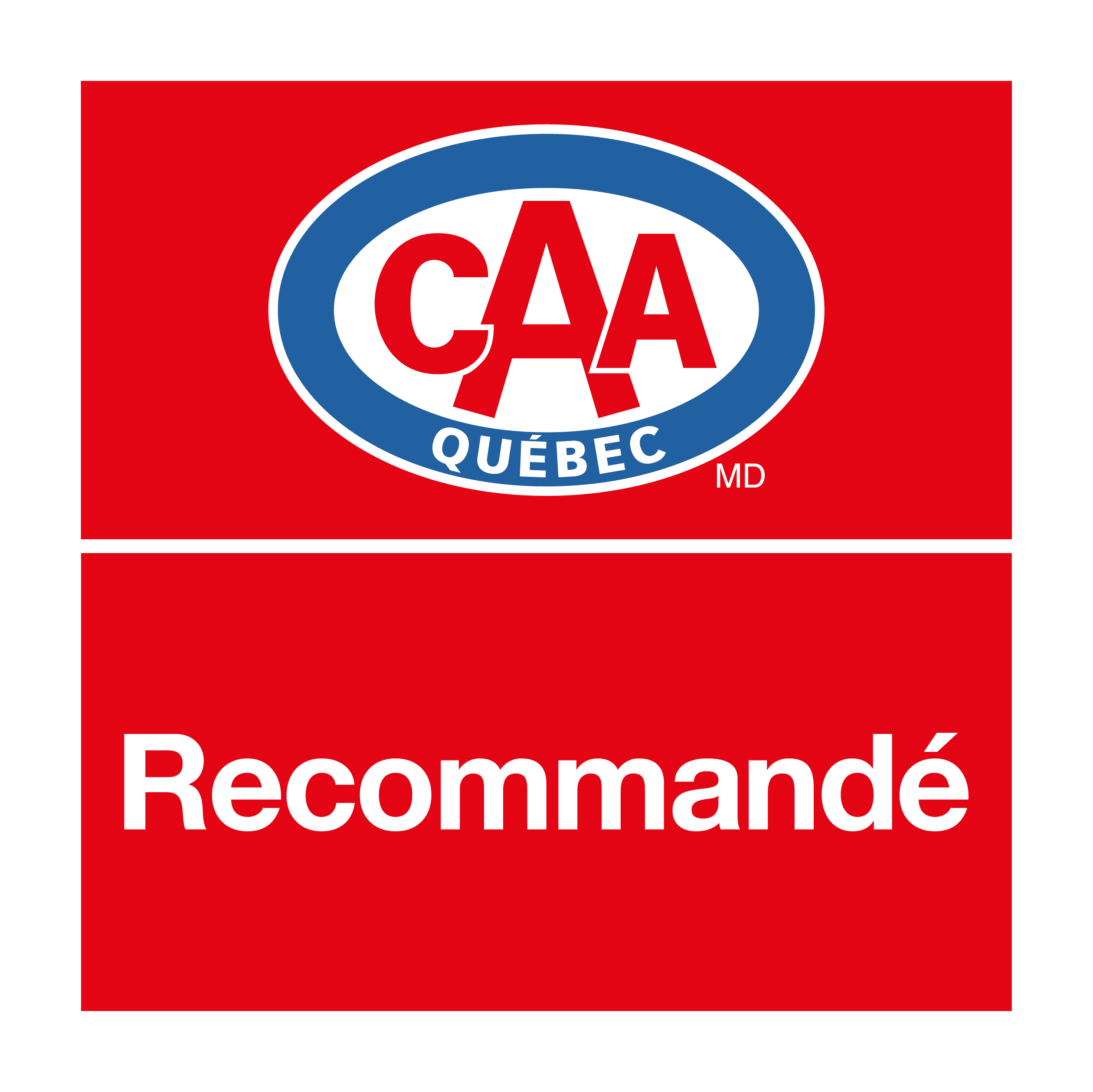 CAA Logo French